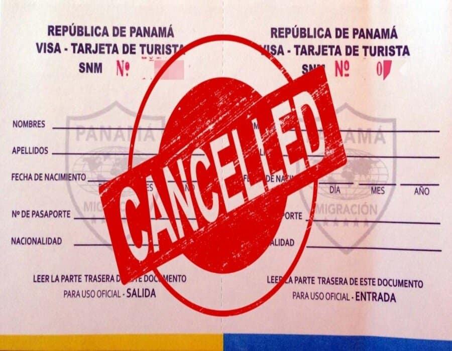 Se aprieta más la tuerca: Panamá elimina la tarjeta de turismo para cubanos