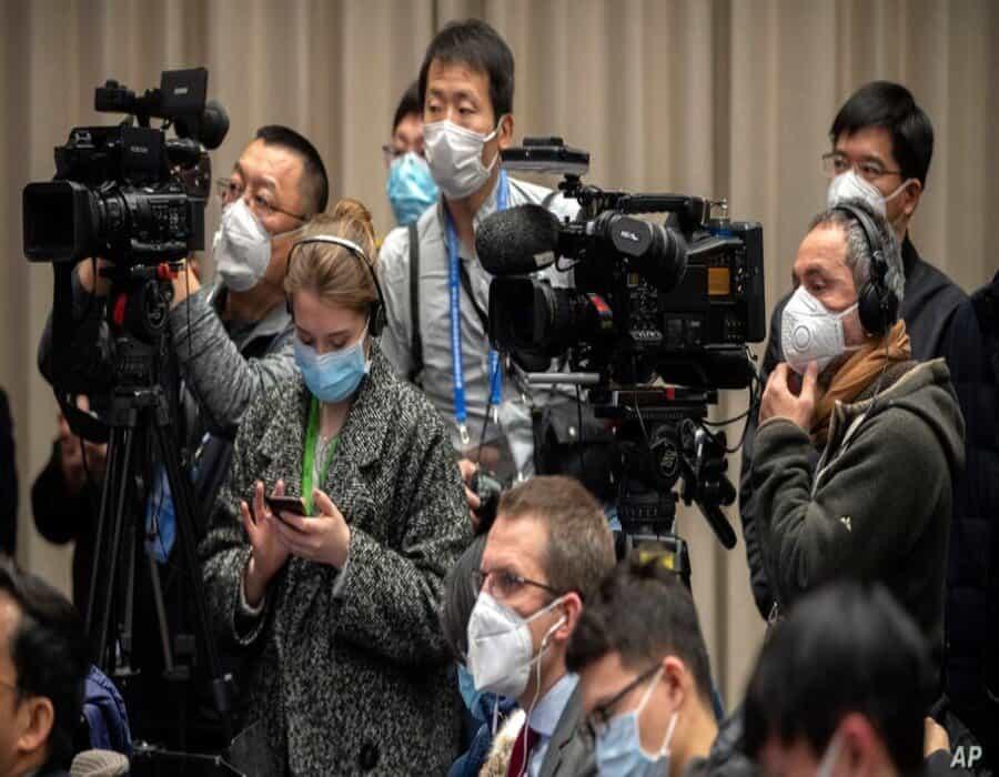 Los corresponsales extranjeros denuncian el deterioro considerable de la libertad de prensa en China