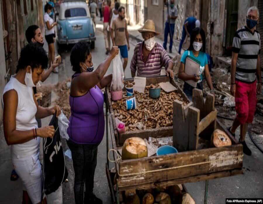 El brote de sarna en Cuba llega al Congreso español