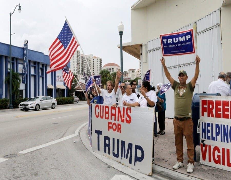 Cubanos en la Florida no apoyan la normalización de las relaciones con la isla, según encuesta
