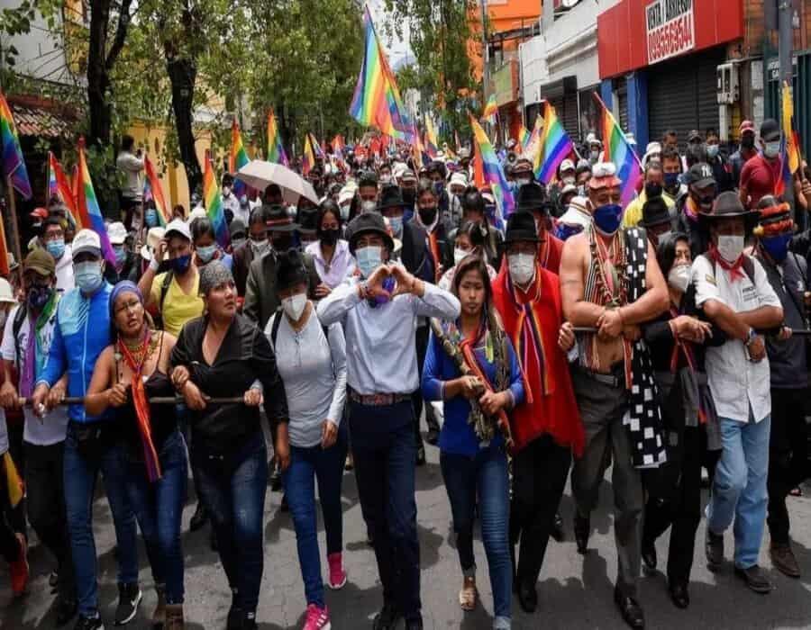 El llamado a la abstención de Yaku López podría beneficiar a la derecha ecuatoriana