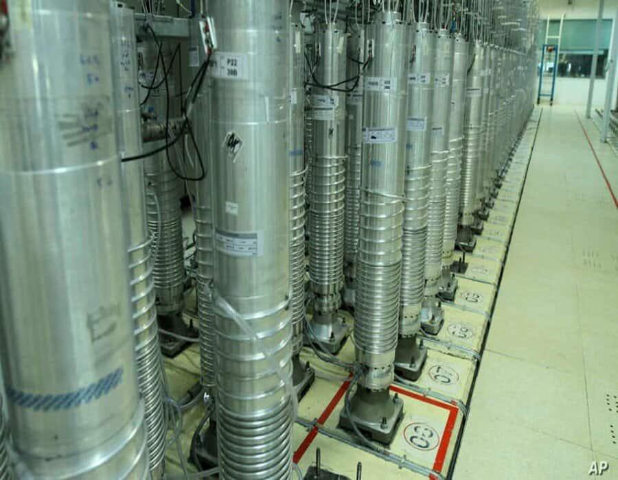 Irán dice que no es momento para conversar con EE. UU. sobre el acuerdo nuclear