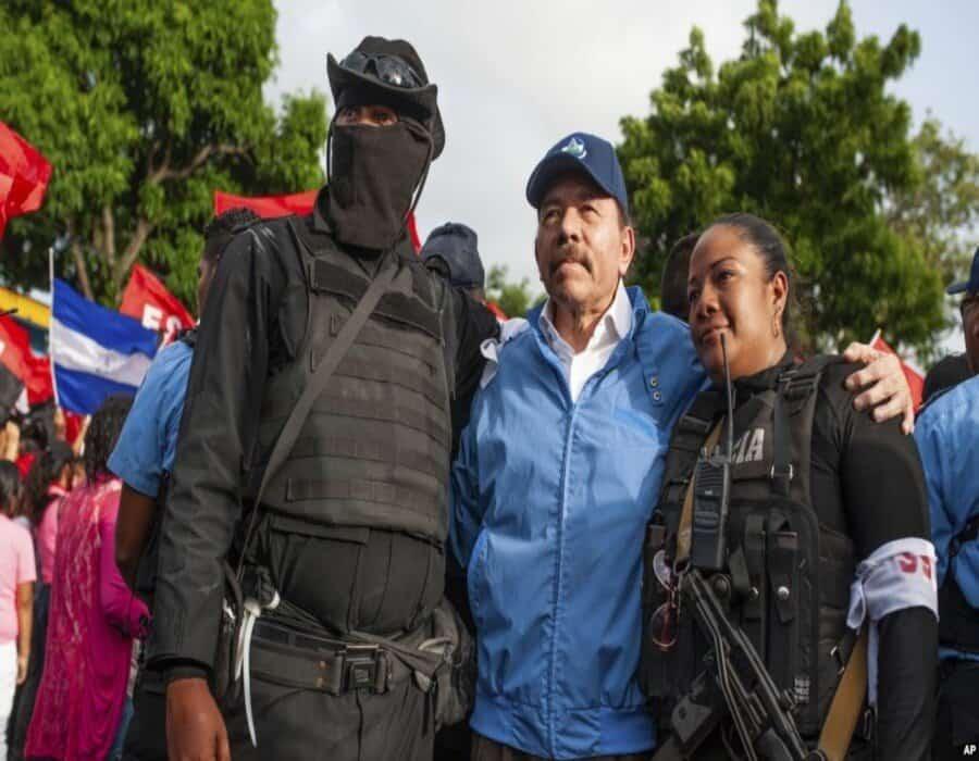 CIDH pide a Ortega derogar polémica ley de Agentes Extranjeros en Nicaragua