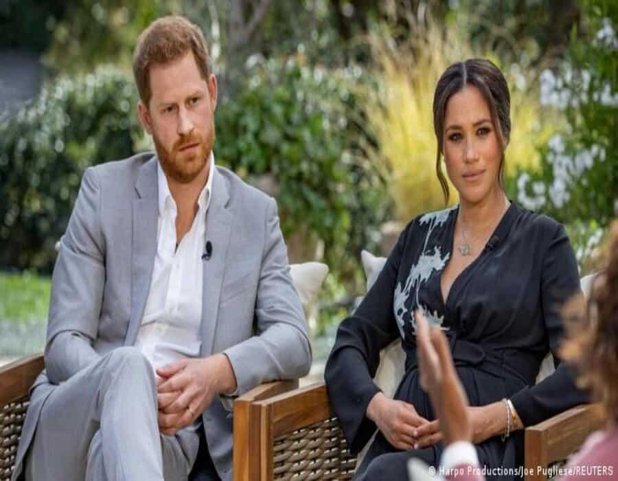 Ahora que la monarquía cerró la tubería del dinero, ¿de qué vivirán Harry y Meghan?
