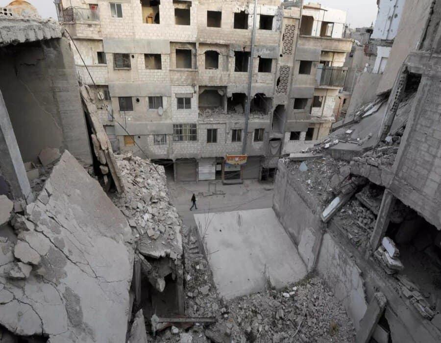 Más de 388.000 muertos en 10 años de guerra siria