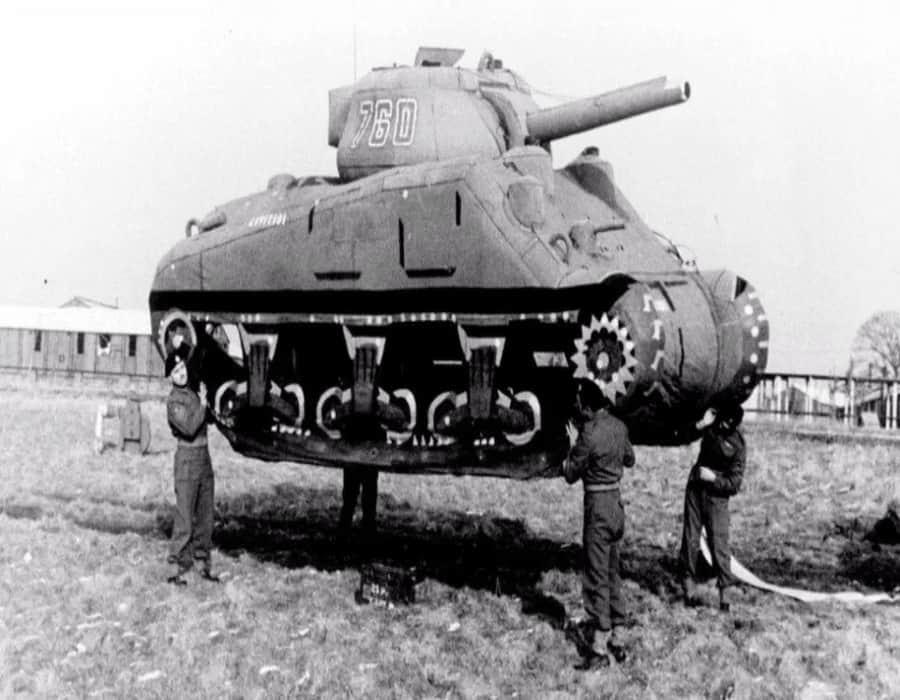 Segunda Guerra Mundial: el misterioso ejército fantasma que ayudó a vencer a los nazis