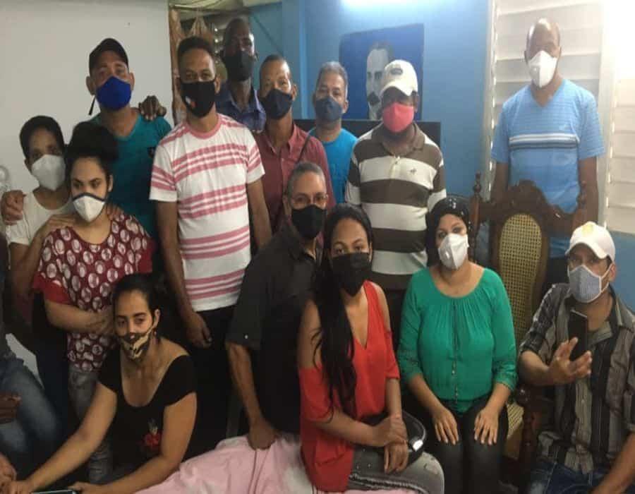 Cuba: cristianos pasan cerco del régimen para solidarizarse con huelguistas de la UNPACU