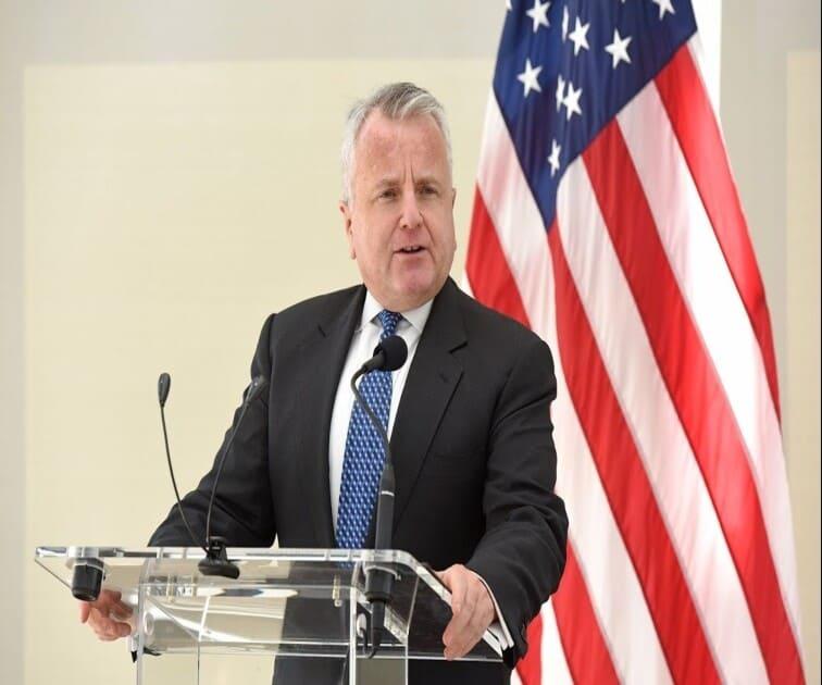 Embajador de EE.UU. en Moscú viaja a Washington para consultas