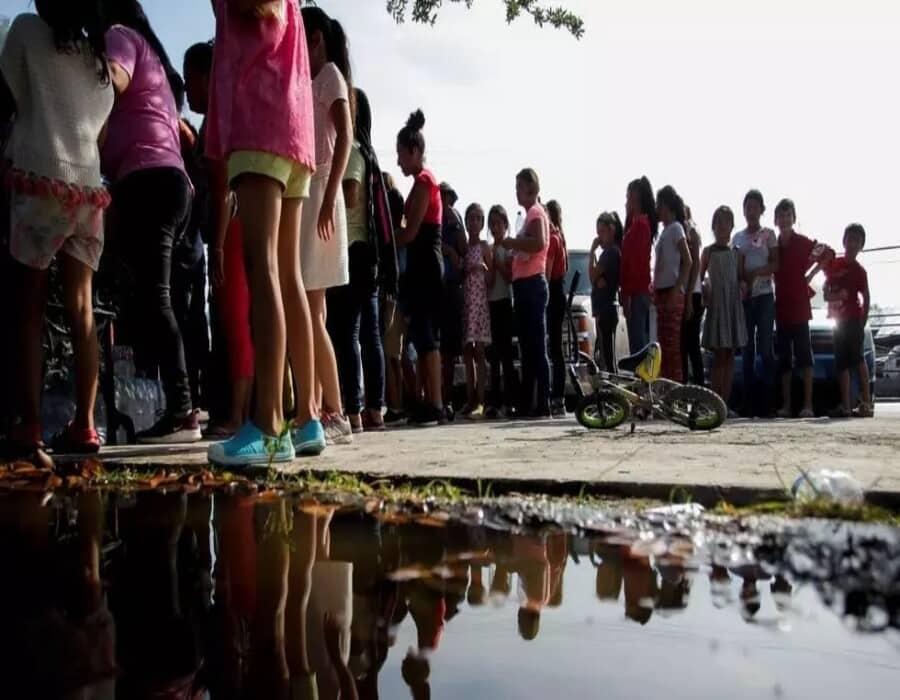 La cifra de menores no acompañados que llegan a EE. UU. marca récords
