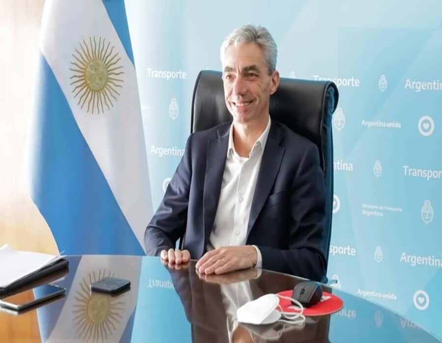 Muere en un accidente el ministro de transportes argentino
