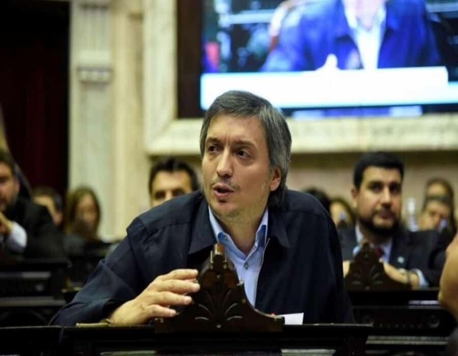 Máximo Kirchner pagará en cuotas el impuesto a la riqueza