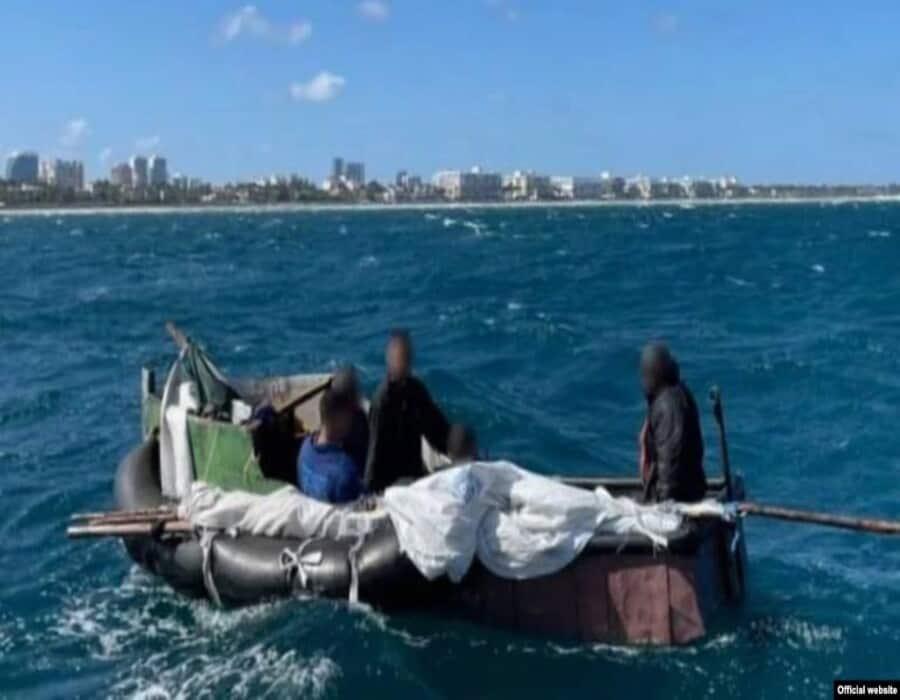 Bahamas detiene a un nuevo grupo de balseros cubanos. Ya van cuatro en lo que va de año