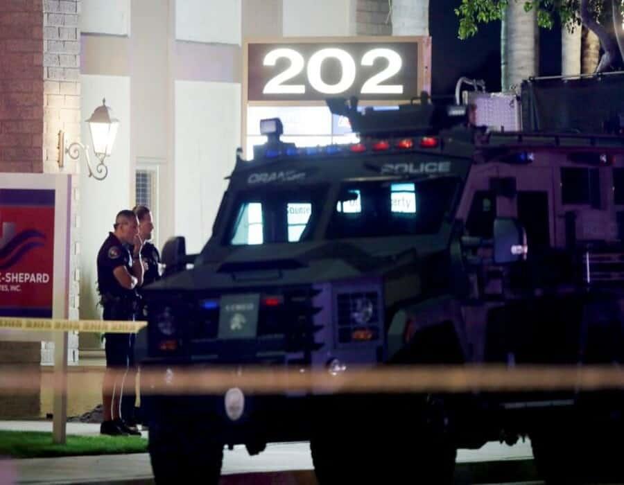 California: 4 muertos por tiroteo en edificio de oficinas