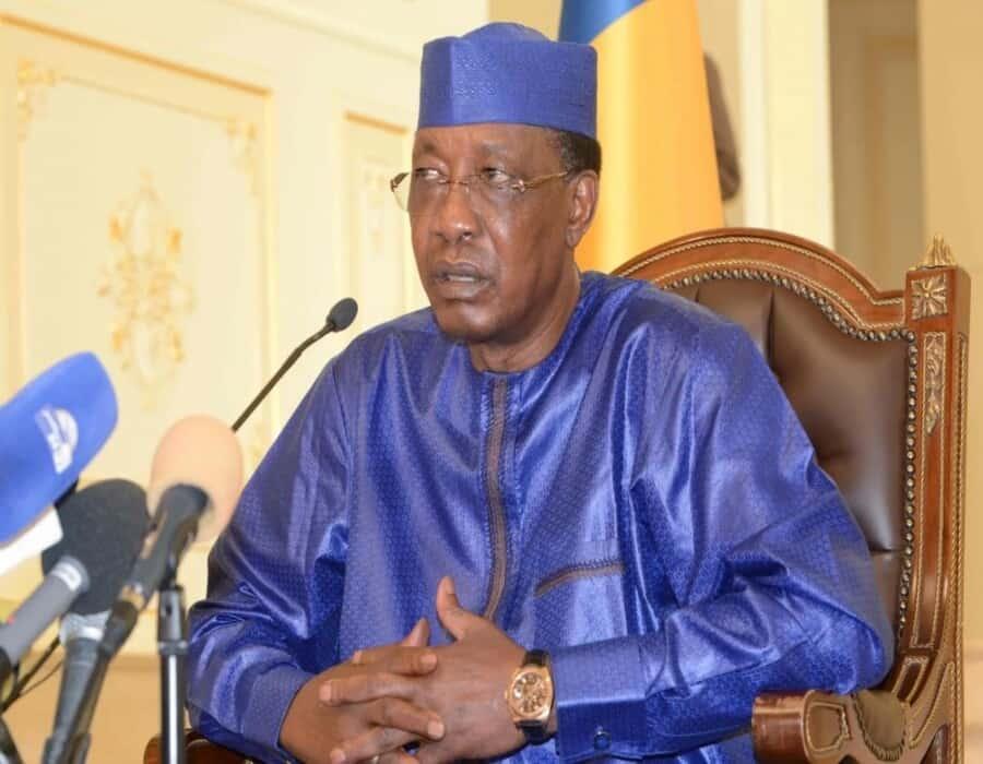 Ejército: Muere en combate el presidente de Chad
