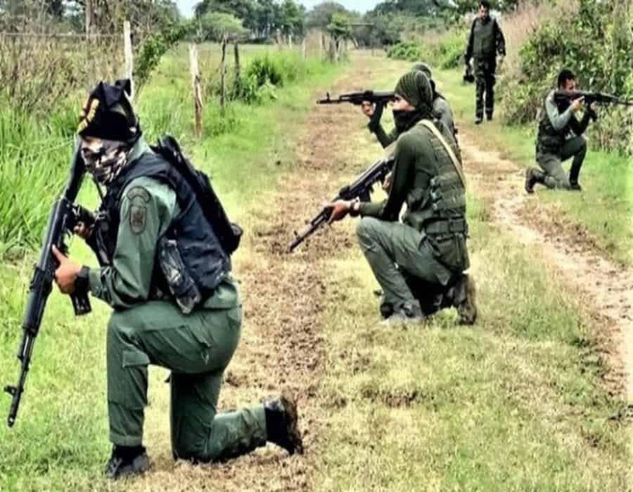 29 militares fueron emboscados en Apure y al menos tres murieron