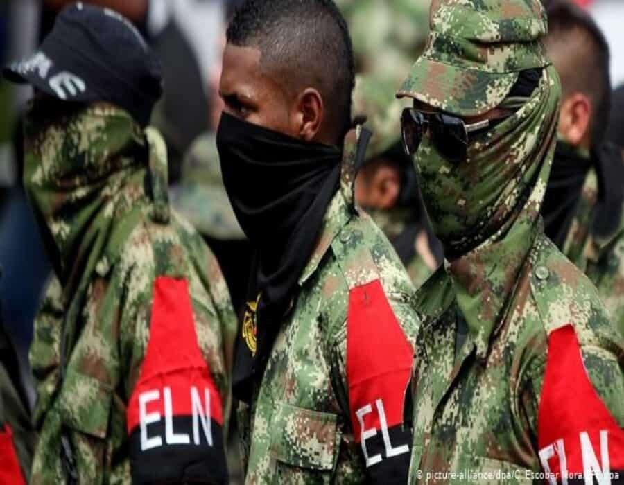 El ELN propone que observadores verifiquen su ausencia de lazos con el narcotráfico