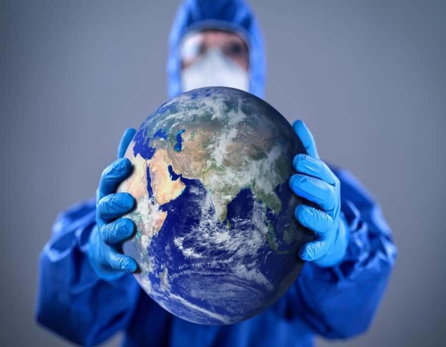 Balance mundial de la pandemia de coronavirus el 26 de julio a las 10h00 GMT