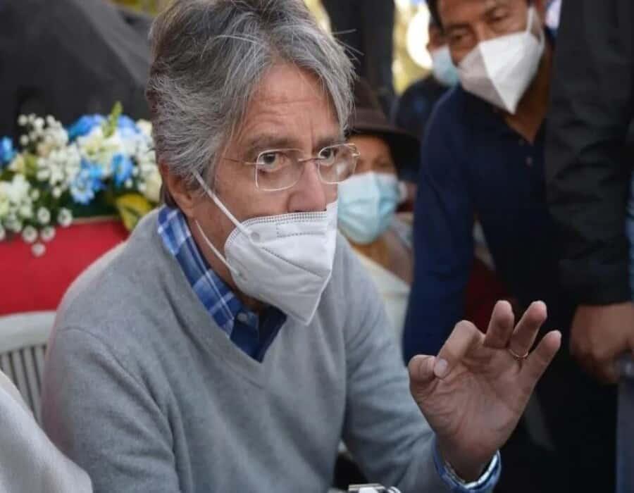Lasso se encomienda al libre comercio para recuperar la economía de Ecuador