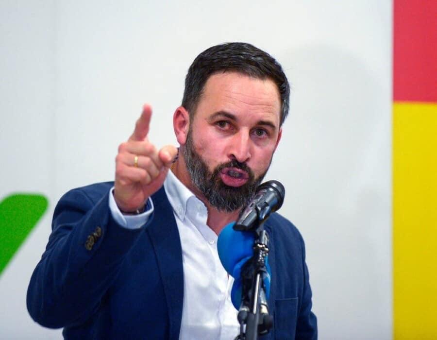 Abascal a Iglesias: Que se vaya a Cuba o Venezuela