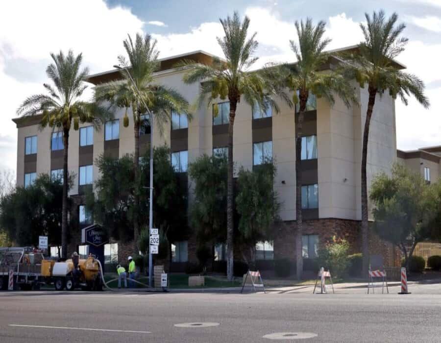 EEUU enviará a hoteles a familias migrantes detenidas