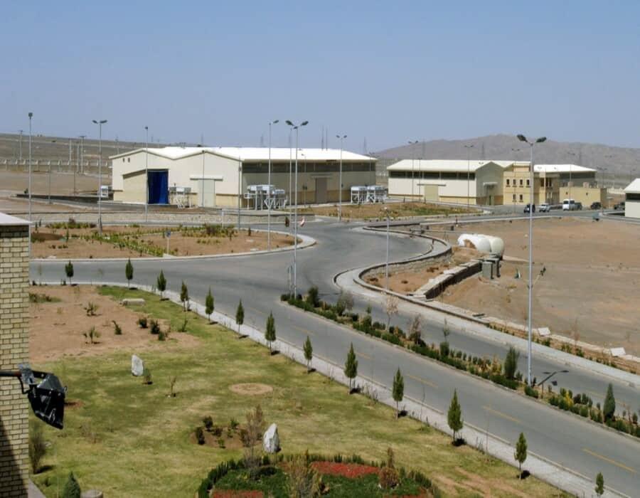 Se registra un incidente de electricidad en la planta iraní de Natanz, horas después de poner en marcha casi 200 centrifugadoras nucleares
