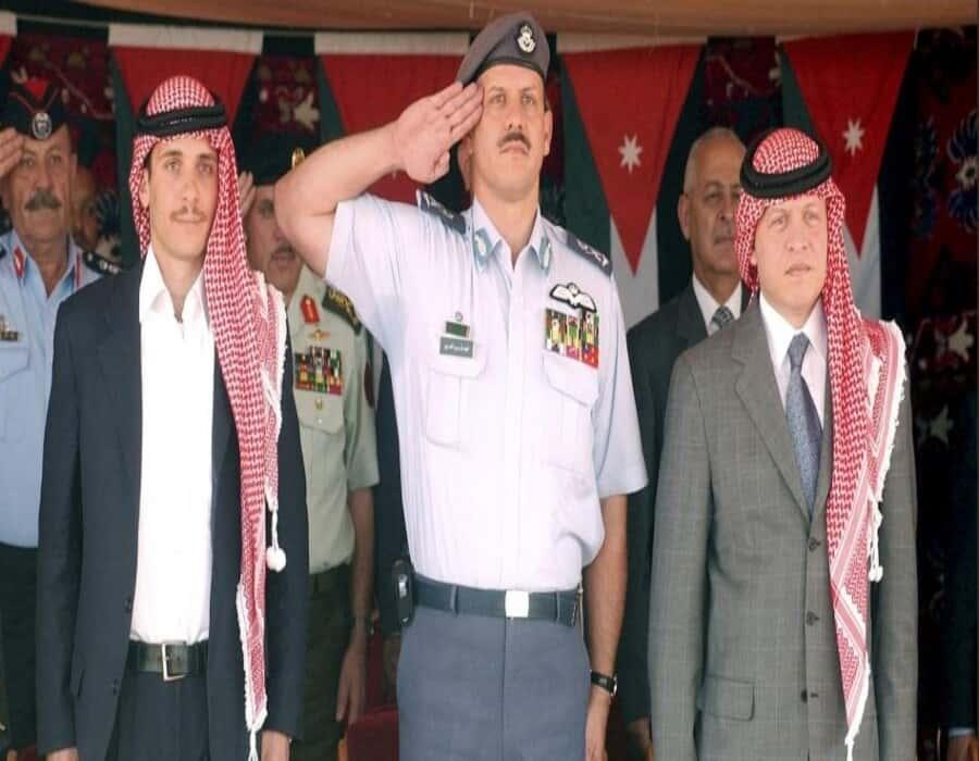Abdalá II y su hermanastro aparecen juntos tras la crisis de la conspiración