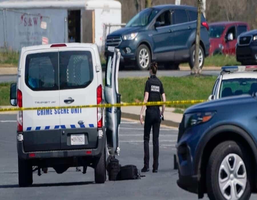 Tiroteo en base militar en Maryland deja al menos 2 víctimas