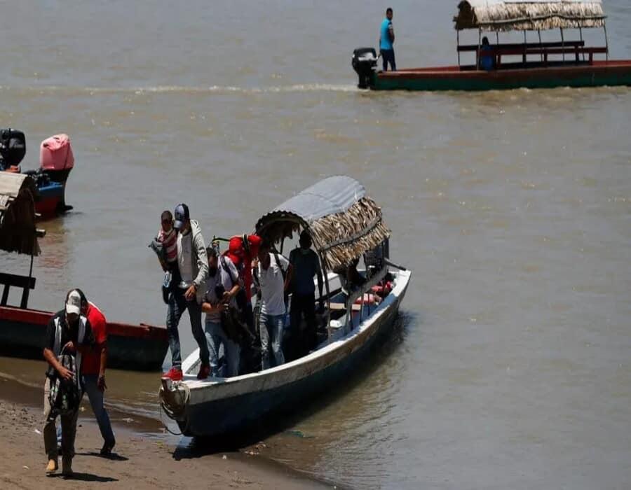 Crisis migratoria: explosión de pedidos de asilo en México