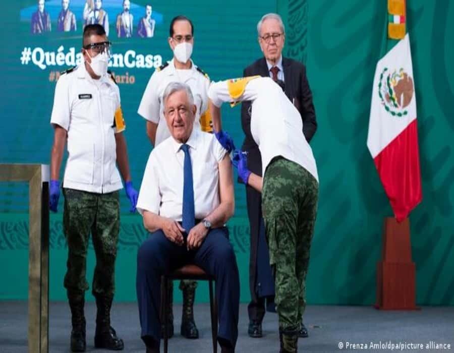 México apuesta por su propia vacuna: Patria