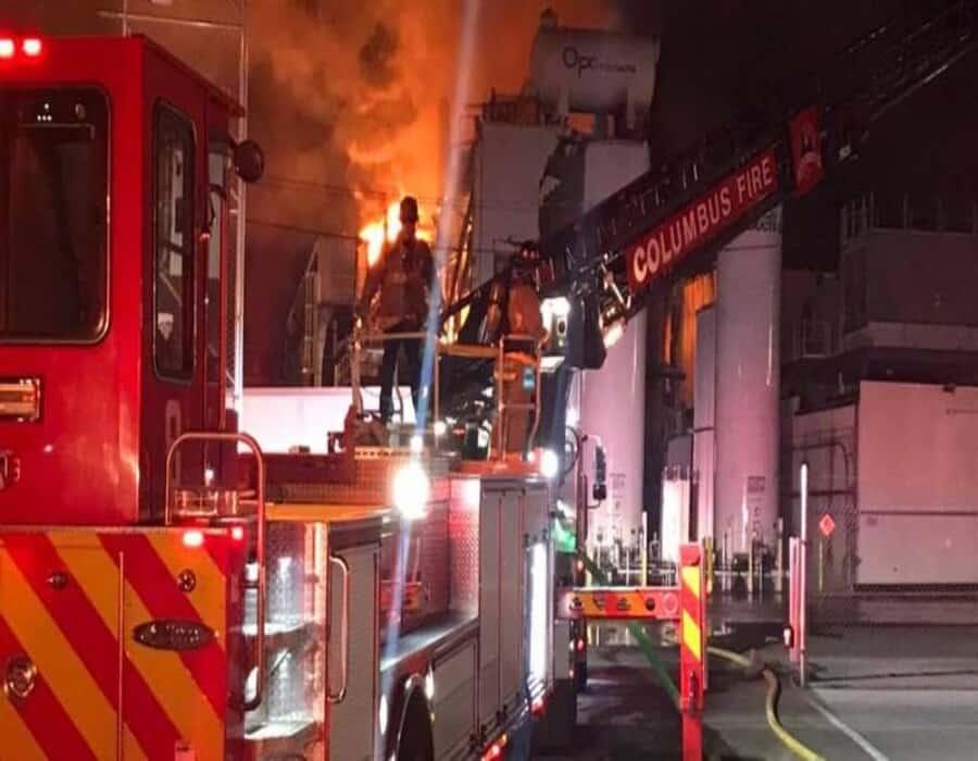 Ohio: 8 heridos y 1 desaparecido tras explosión en fábrica