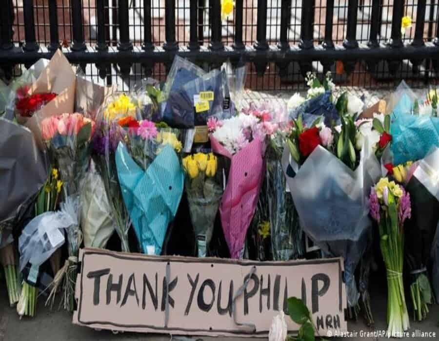 Reino Unido da último adiós a Felipe de Edimburgo
