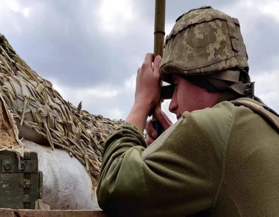 En el corazón del Donbás, en el este de Ucrania, la situación es explosiva