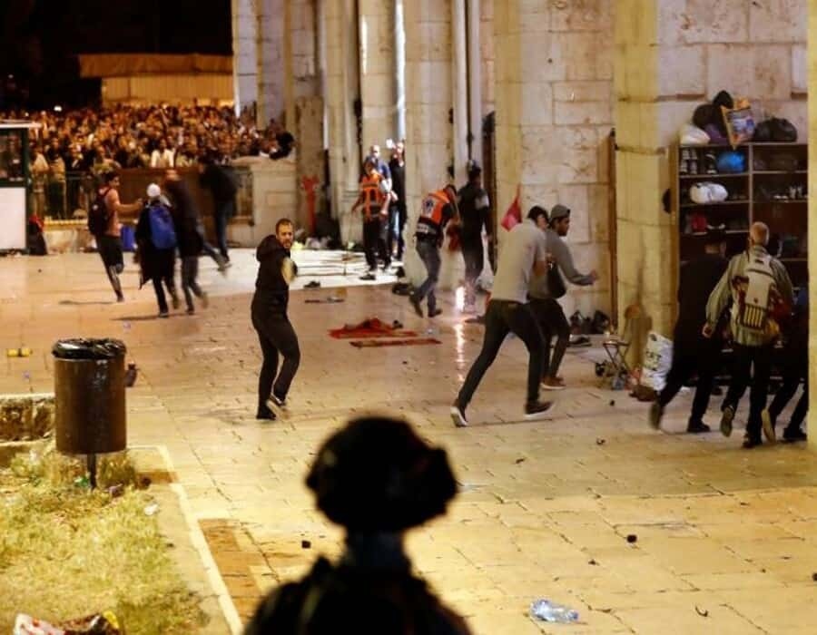 Nuevas protestas previstas en Jerusalén tras choques con más de 200 heridos