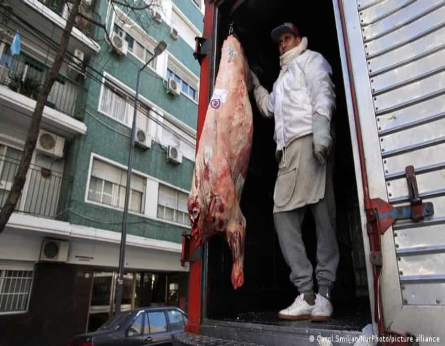 Argentina: ganaderos extienden protesta por cese de exportaciones