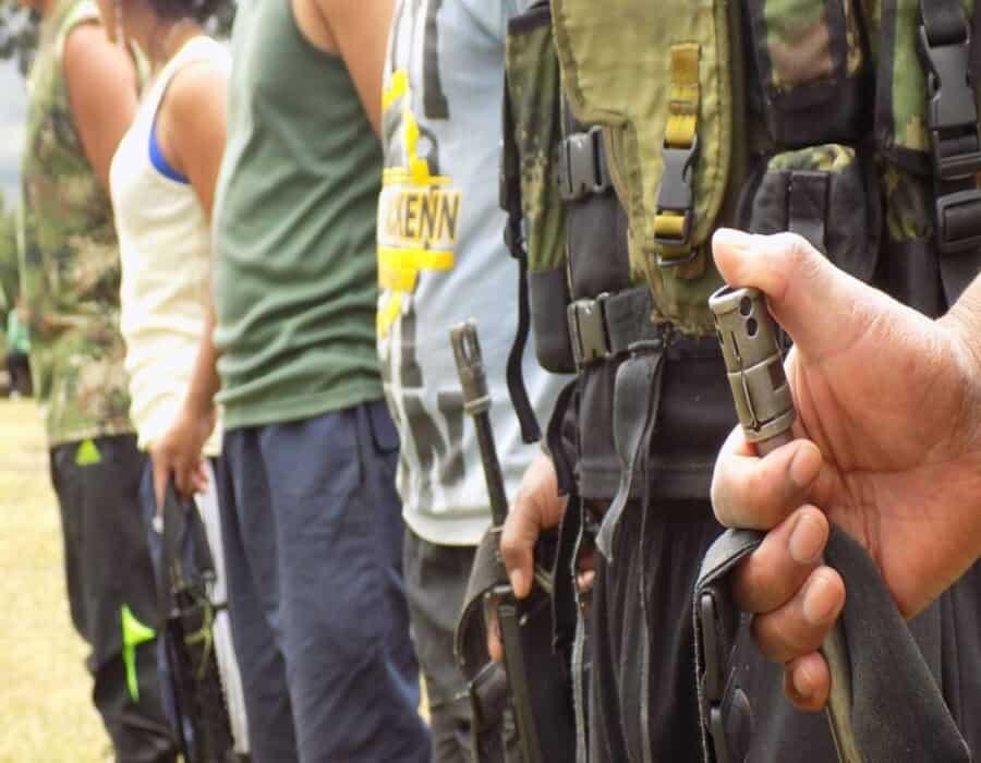 Seis militares venezolanos, secuestrados por las disidencias de las FARC en la frontera