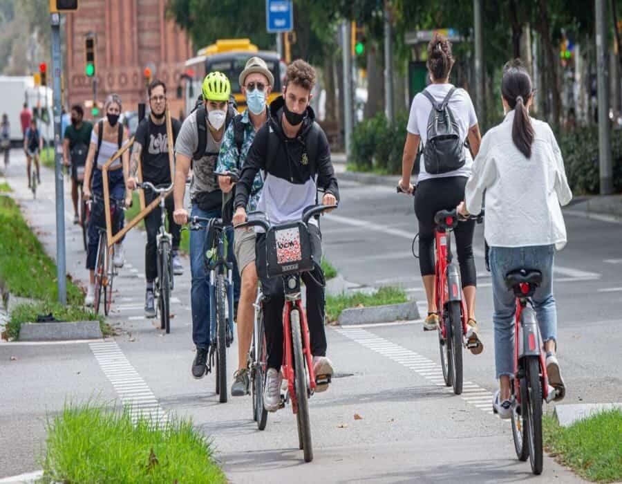 La revolución eléctrica bate récord de ventas de bicicletas en España
