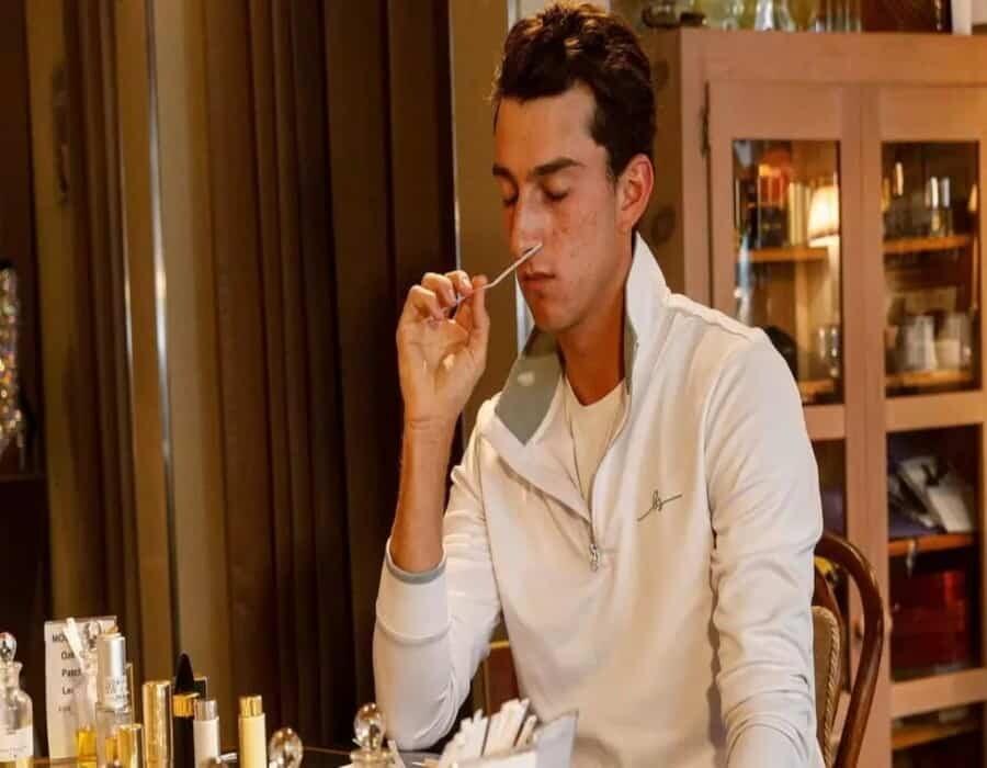 La pérdida de olfato por covid puede arruinar una carrera en el país del vino y el perfume