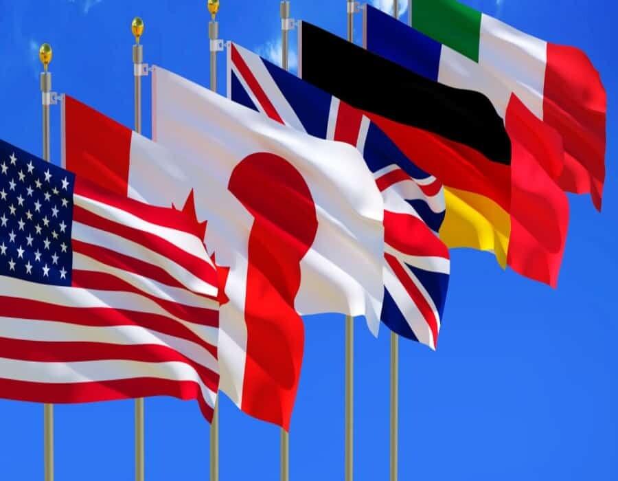 G7 se reúne en persona por primera vez desde pandemia