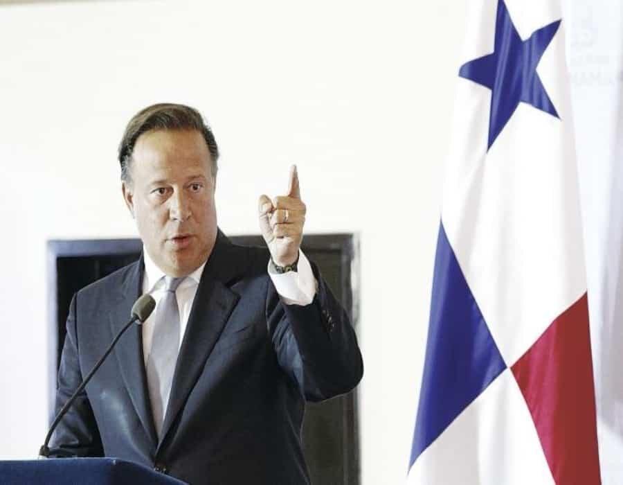 Varela niega haber recibido 'pagos indebidos' de Odebrecht