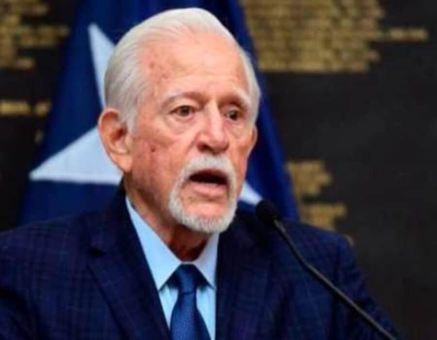 Muere el ex gobernador de Puerto Rico Carlos Barceló