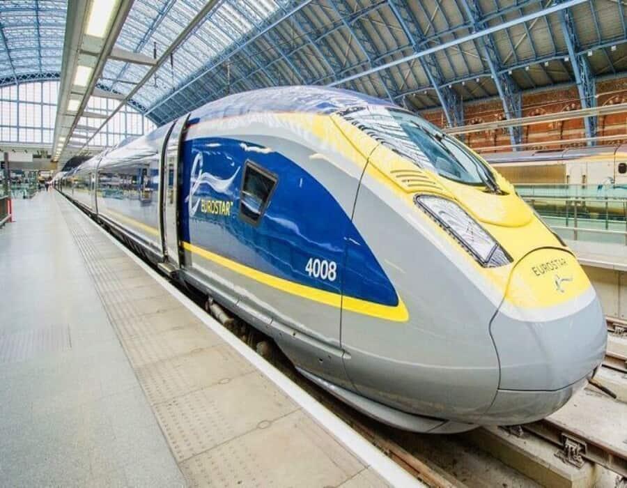 Se interrumpe el servicio de trenes de alta velocidad en GB