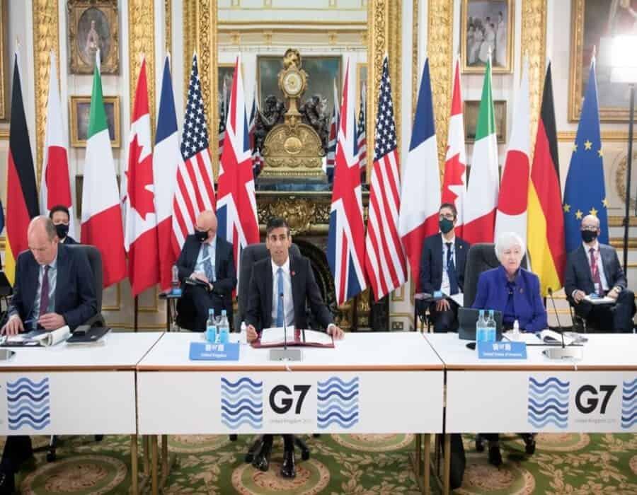 Biden anuncia una reunión especial del G7 la próxima semana sobre Afganistán