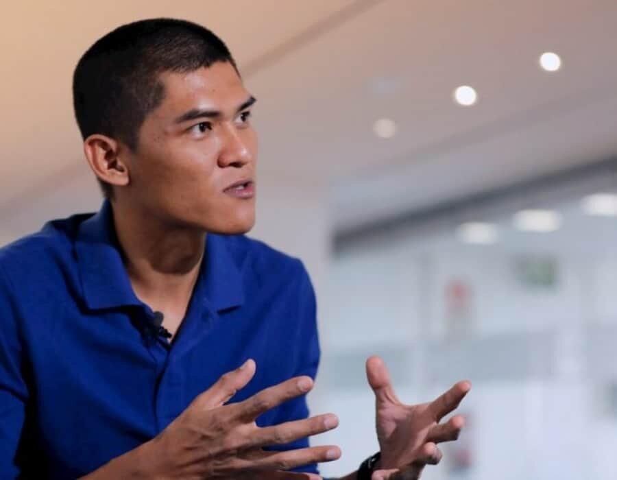 Mratt, el primer periodista que pide asilo en la UE tras el golpe en Birmania