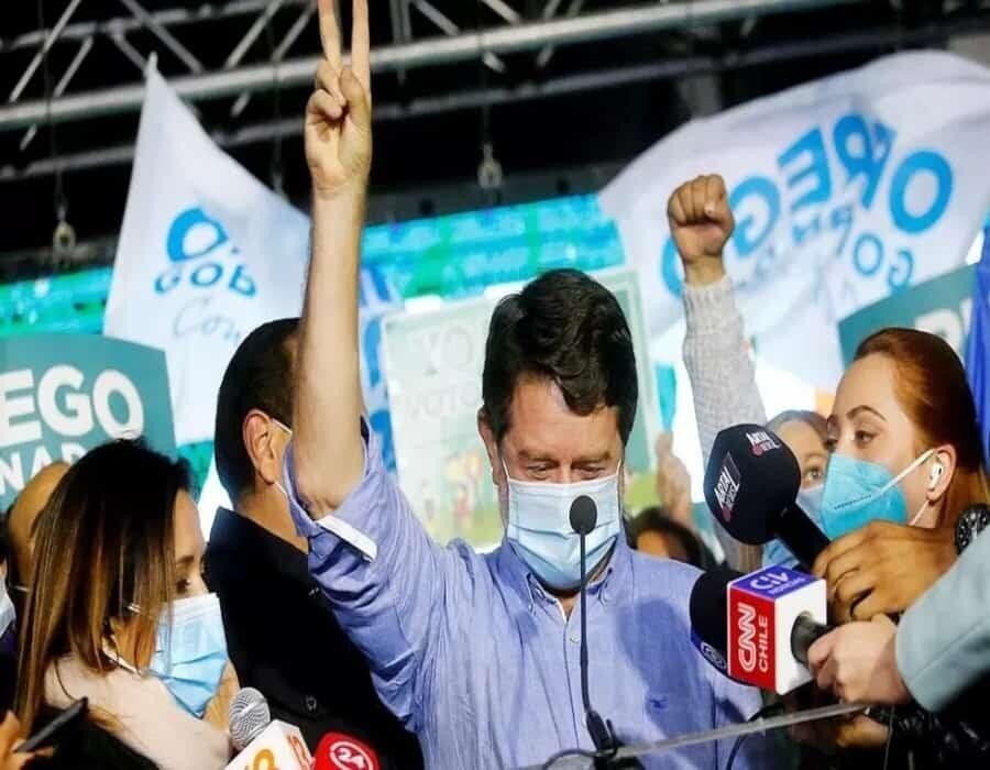 La centroizquierda se afianza en Chile tras las elecciones regionales