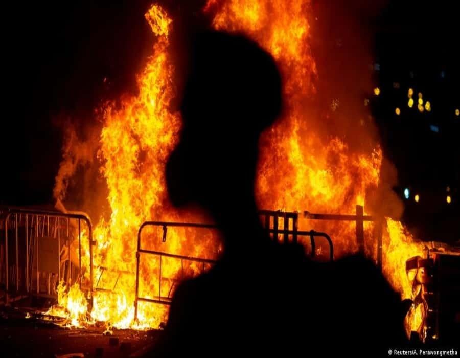 Incendio en escuela de artes marciales de China deja 18 muertos