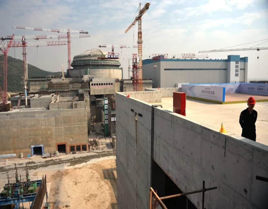 EE. UU. investiga amenaza radiológica inminente en planta nuclear de China