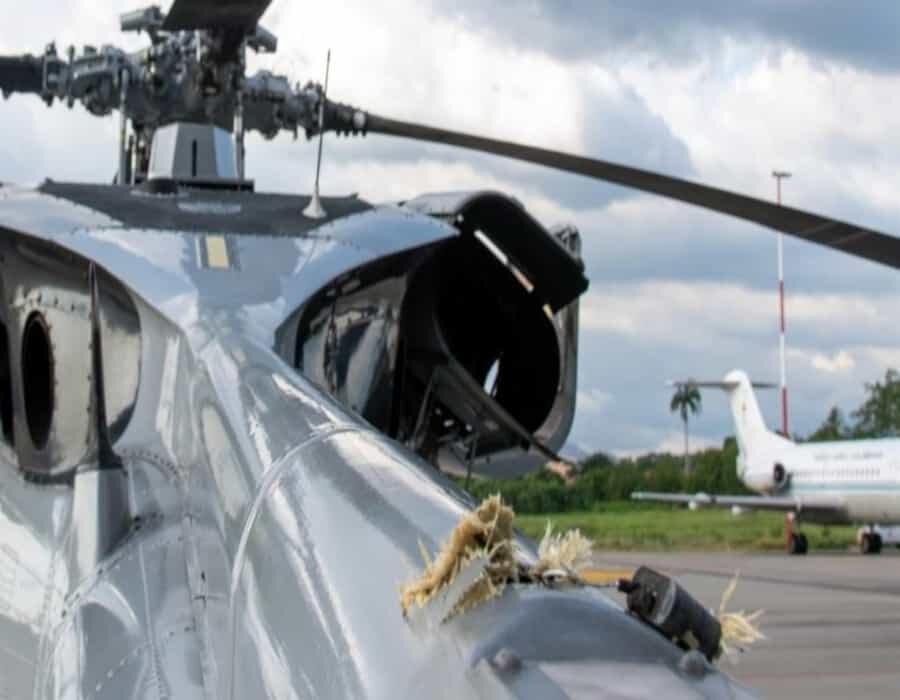 Atentan contra el helicóptero en que viajaba el presidente de Colombia Iván Duque