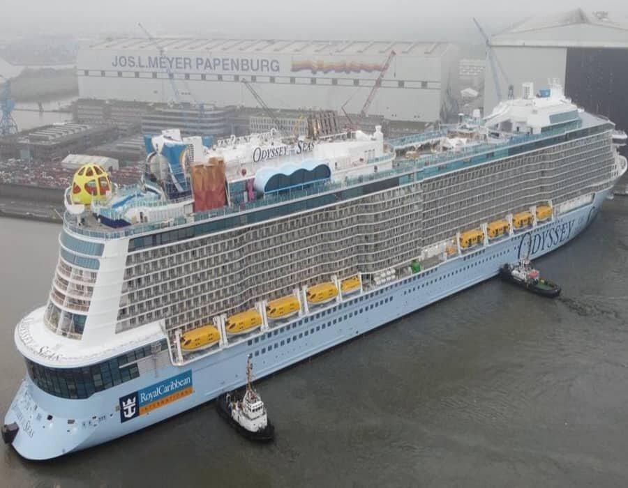 Royal Caribbean aplaza nuevo crucero por casos positivos de COVID-19 en la tripulación