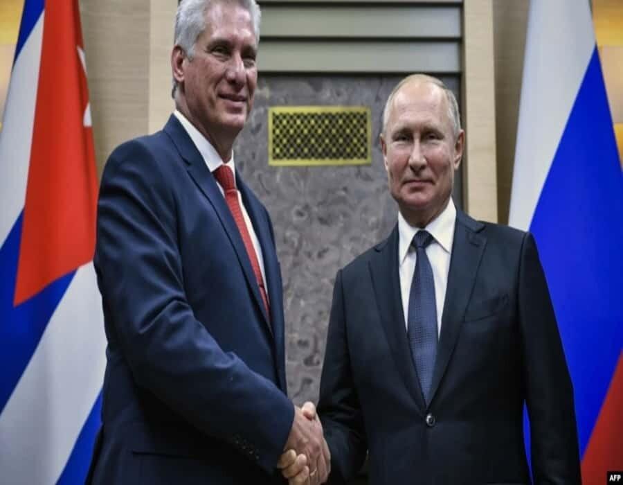 Retiramos nuestra base militar en Cuba, dice Putin previo al encuentro con Biden
