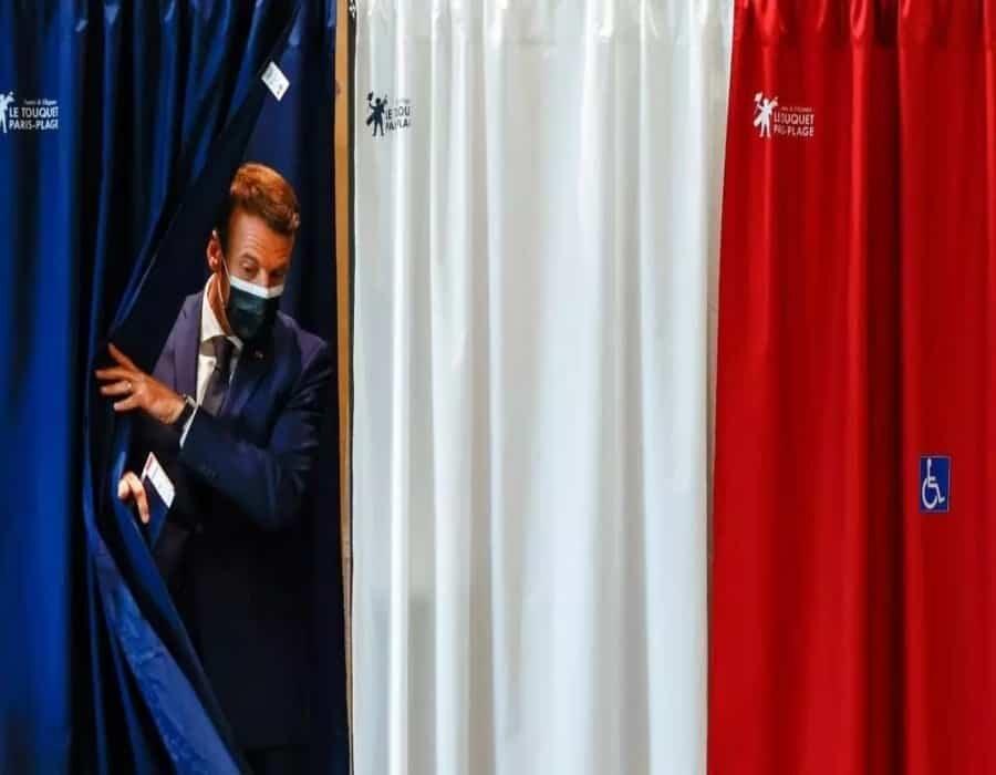 La centro derecha encabeza la primera vuelta de los comicios regionales y departamentales en Francia